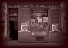 Gordon's Wine Bar | Welcome to the oldest wine bar in London