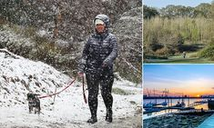 Arctic blast will send temperatures plummeting to 8C from today Arctic Blast, Uk Weather