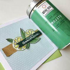 Cadeaux ensoleillés citron-menthe #free printable   completementtomate @misstomate98