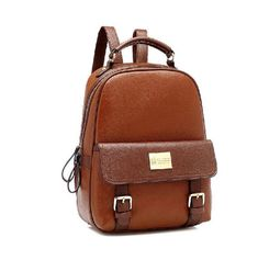 261bb308b7 New fashion women backpacks patchwork bear girl student school bags pu  leather travel rucksack