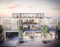 Conrad Architects Brighton Apartments 02