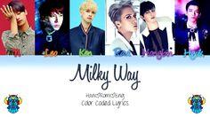 VIXX (빅스) - Milky Way [Han Rom Eng Color Coded Lyrics]