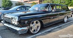 1962 Chevy Impala SS Wagon