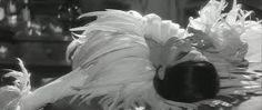 """Delphine Seyrig - """"L'Année dernière à Marienbad"""" (1961)"""