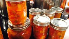 Fermentation has been around since the beginning of civilization. It's also one of the hottest new food trends at the moment. Marina Orsini, Salsa Tomate, New Food Trends, A Food, Food And Drink, Meals In A Jar, Spice Mixes, Vinaigrette, Pickles