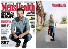Don't miss Andrew Lincoln in Men's Health magazine.