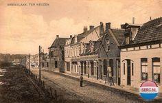 Grenulaan Terneuzen (jaartal: 1920 tot 1930) - Foto's SERC