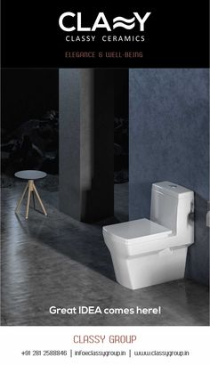 One Peace Toilet square model, white color, soft close seat cover Simple Bathroom, Water Tank, Basin, Faucet, Tile Floor, Toilet, Classy, India, Flooring