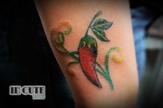 Pimenta At In Cute Estúdio de Tatuagem. Rua Cardeal Arcoverde, 1905 11 3031-2531
