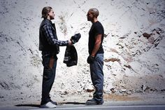 """Though this be madness, yet there is method in't.""  #SOAFX #FinalRide #SaveJuice"