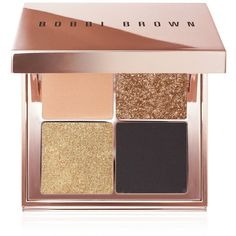 Bobbi Brown Beach Nudes Eye Palette (£34) ❤ liked on Polyvore featuring beauty products, makeup, gold eye palette, bobbi brown cosmetics, shadow brush, eyeshadow brush, palette makeup and eye shadow brush