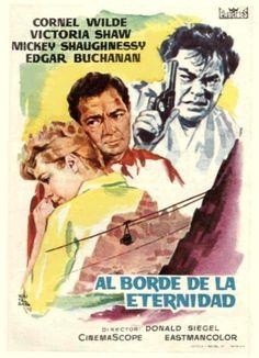 """Al borde de la eternidad (1959) """"Edge of Eternity"""" de Don Siegel - tt0052771"""