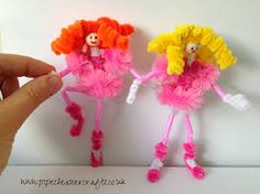 pipe cleaner crafts - Google Search