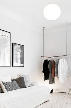 From Chapter Friday by Yara ,  perfect organised and pretty closet !