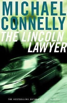 The Lincoln Lawyer by Michael Connelly (2005, Paperback / Hardcover) 1st Edition
