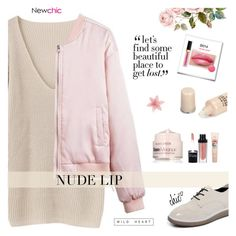 """""""If Chaos is a Work of Art, the My Heart is a Masterpiece - Newchic III"""" by paradiselemonade ❤ liked on Polyvore featuring beauty"""