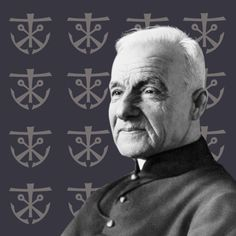 """""""Brother André was living proof that the weak, the outcast, the poor could also achieve great and beautiful things."""" Today we celebrate St. André Bessette, the first canonized saint from the Congregation of Holy Cross. His example reminds us how God can use our smallness for great things. Learn more about Brother André here. Corporal Works Of Mercy, Notre Dame College, Pope Benedict Xvi, Acts Of Love, Catholic Books, Pope John Paul Ii, Holy Cross, Living Proof, The Brethren"""
