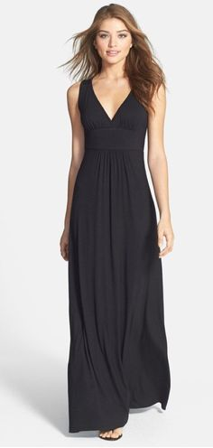 love love love this style but do not need any more black dresses this summer - need something like this in a beautiful summer color