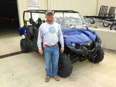Thanks to Dale Purser from Magee MS for getting a 2015 Yamaha Viking VI at Hattiesburg Cycles
