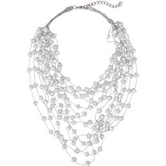 Erica Crystal Necklace | Aqua | Phase Eight ❤ liked on Polyvore featuring jewelry, necklaces, phase eight, crystal jewellery, crystal necklace, crystal stone necklace and aqua blue jewelry