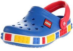 4db3689f1a837 Crocs Crocband Lego Backstrap Clog (Toddler Little Kid)