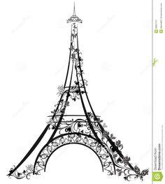 Eiffel Tower, Paris, France Stock Image - Image: 28821121