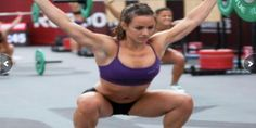 These 10 CrossFit Women Could Beat You Up wow