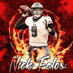 Philadelphia Eagles QB Nick Foles Nick Foles Eagles 7376edd5c