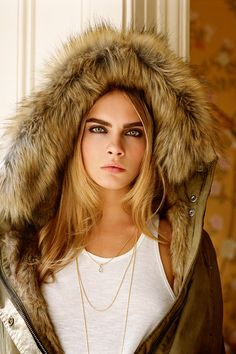 Cara Delevingne Topshop Campaign Exclusive (Vogue.com UK)
