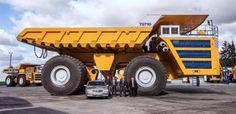 The biggest #dumper in the world Belaz 75710