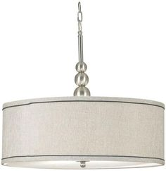 Margot Pendant oil rubbed bronze or steel $179  ***2 different shade colors based on finish