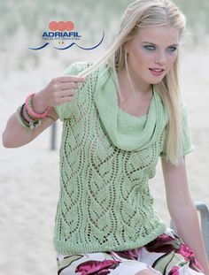 Sweater Sylvia - D&R n. 52 - Instructions