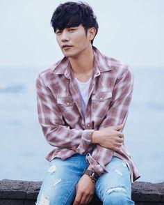ภาพที่ถูกฝังไว้ Jin Goo, Korean Drama, Actors, Dots, Women, Style, Fashion, Korean Actors, Stitches