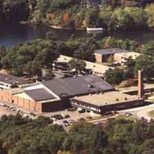 Photo of Wilson Middle School - Natick, MA, United States. Library