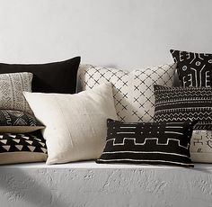 Style your room in budget using Mud Cloth Throw Pillows. You can easily go for ethnic and trendy Interiors with mud cloth throw pillows.