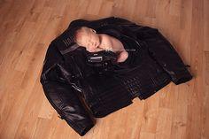 harley davidson newborn photos, motorcycle newborn photos, baby harley davidson photos, Melzphotography, Bloomfield, NJ photographer