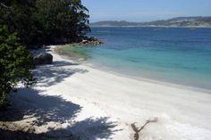 Praia de Castiñeiras / ILLAS CIES