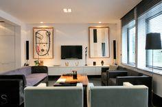 Rénovation, réaménagement & décoration d'un Hôtel Particulier de 300m² à Boulogne-Billancourt