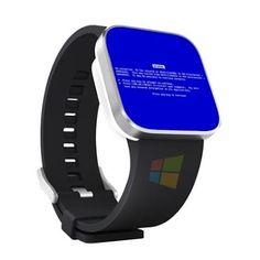 Microsoft Smartwatch?