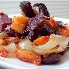 and sweet potatoes more olive oil roasted beets sweet potatoes roasted ...