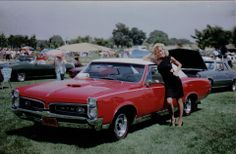 Grant's 1967 GTO at a 1987 Rancho Murieta car show. 1967 Gto, Le Mans, Northern California, Car Show, Hot Rods, Goats, Antique Cars, Classic Cars, Club