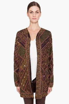 Haute Hippie jacket love it!
