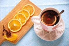 Czech Mulled Wine - Gluhwein in other countries - Svarak Gourmet Recipes, Cooking Recipes, Healthy Recipes, Cheap Red Wine, Mulled Wine, Light Cream, Sugar And Spice, Cold Brew, Korn