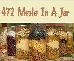427 Meals In A Jar