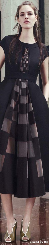 Fendi Resort 2017 l Ria: vestido apertado? não é problema, inspire-se na ideia e transforme-o!