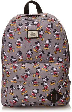 Mochila Vans Do Mickey Mouse Mochila Vans Disney, Mochila Mickey Mouse, Mickey Mouse Backpack, Mochila Jansport, Disney Purse, Disney Vans, Cool Disney, Disney Disney, Vans Backpack