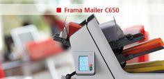 Kuvertiermaschine Frama Mailer C650