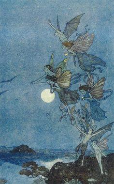 Edmund Dulac  The golden age of illustration