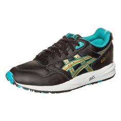asics laufschuh gel saga grey/white/blue