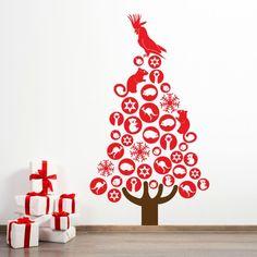 Australian Christmas Tree Red